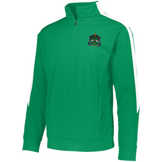 DISCOUNT-Delta Sigma Phi-  World Famous Greek Crest - Shield Medalist Pullover