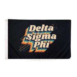 Delta Sigma Phi 70's Flag