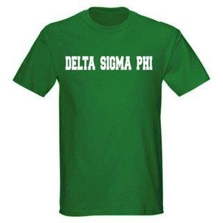 Delta Sigma Phi college tee