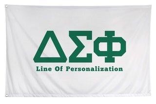 Delta Sigma Phi Custom Flag