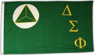Delta Sigma Phi Flag