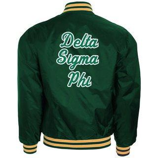Delta Sigma Phi Heritage Letterman Jacket