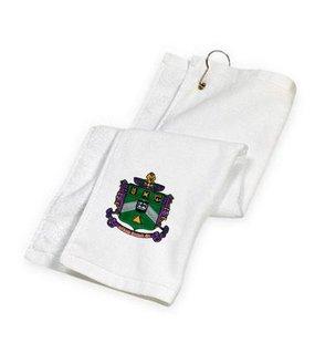 Delta Sigma Phi Golf Towel