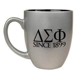Delta Sigma Phi Greek Bistro Mug