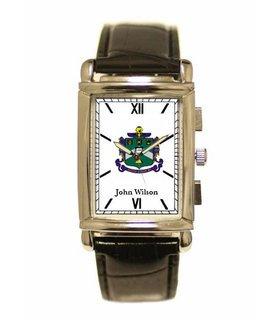 Delta Sigma Phi Greek Classic Wristwatch