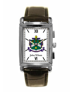Delta Sigma Phi Greek Classic Wristwatch