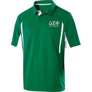 Delta Sigma Phi Greek Letter Avenger Polo