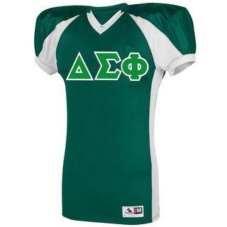 Delta Sigma Phi Snap Football Jersey
