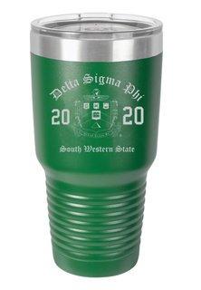 Delta Sigma Phi Insulated Tumbler