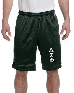 Delta Sigma Phi Mesh Short