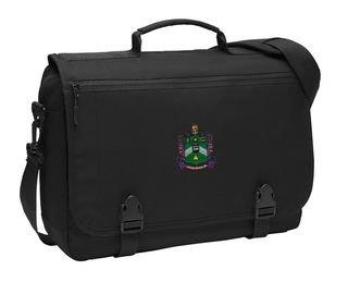 DISCOUNT-Delta Sigma Phi Emblem Briefcase