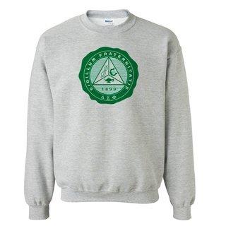 Delta Sigma Phi Seal Crewneck Sweatshirt