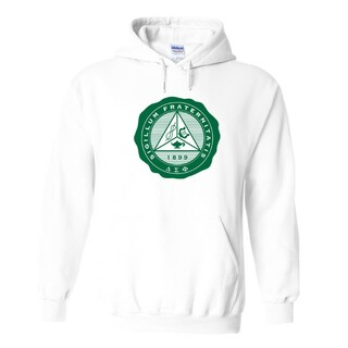 Delta Sigma Phi Seal Hooded Sweatshirt
