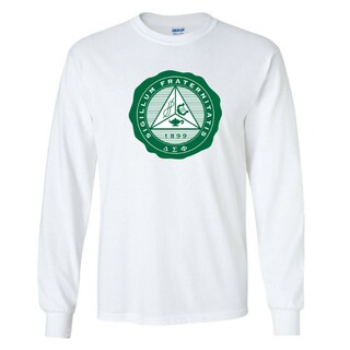 Delta Sigma Phi Seal Long Sleeve Tee