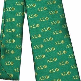 Delta Sigma Phi Tie