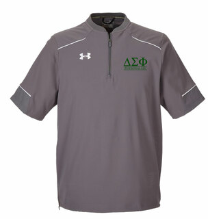 Delta Sigma Phi Under Armour�  Men's Ultimate Short Sleeve Fraternity Windshirt
