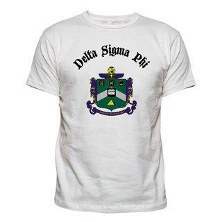 Delta Sigma Phi Vintage Crest - Shield T-shirt