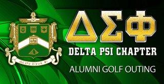 Delta Sigma Phi Vinyl Banner