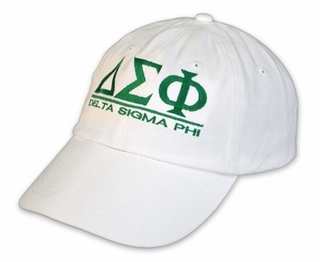 Delta Sigma Phi World Famous Line Hat - MADE FAST!
