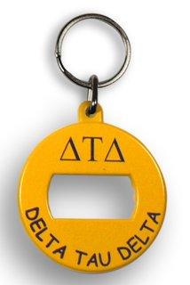 Delta Tau Delta BevKey Key Chain