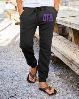 Delta Tau Delta Big Letter Sweatpants