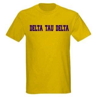 Delta Tau Delta college tee