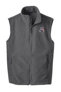 Delta Tau Delta Fleece Crest - Shield Vest