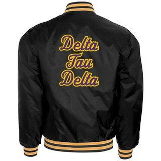 Delta Tau Delta Heritage Letterman Jacket