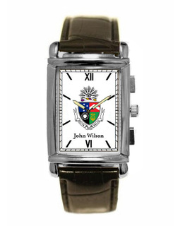 Delta Tau Delta Greek Classic Wristwatch
