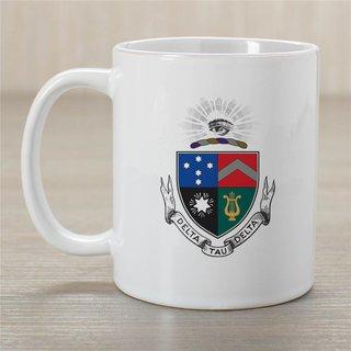 Delta Tau Delta Greek Crest Coffee Mug