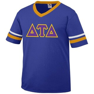 DISCOUNT-Delta Tau Delta Jersey With Custom Sleeves