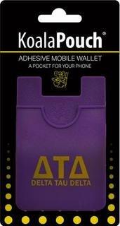 Delta Tau Delta Koala Pouch Phone Wallet