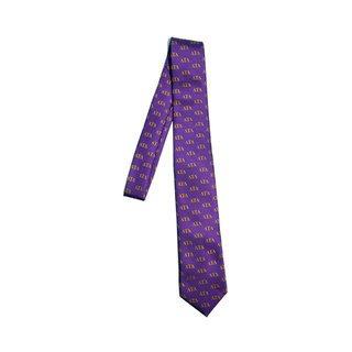 Delta Tau Delta Lettered Woven Necktie