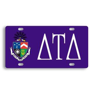 Delta Tau Delta License Cover