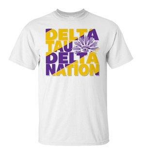 Delta Tau Delta Nation T-Shirt