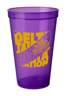 Delta Tau Delta Nations Stadium Cup - 10 for $10!