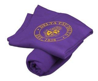 Delta Tau Delta Sweatshirt Blanket