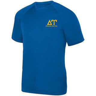 Delta Upsilon- $19.95 World Famous Dry Fit Wicking Tee