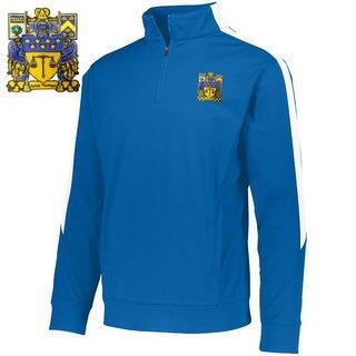 DISCOUNT-Delta Upsilon-  World Famous Greek Crest - Shield Medalist Pullover