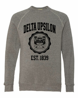 Delta Upsilon Alternative - Eco-Fleece� Champ Crewneck Sweatshirt