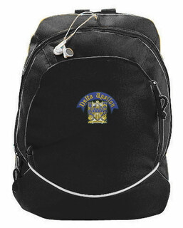 Delta Upsilon Backpack