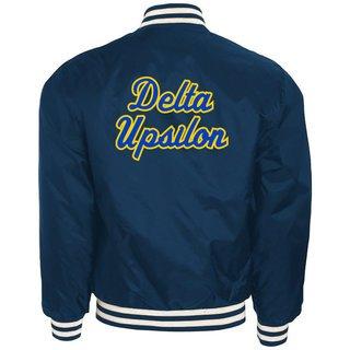 Delta Upsilon Heritage Letterman Jacket