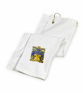 DISCOUNT-Delta Upsilon Golf Towel