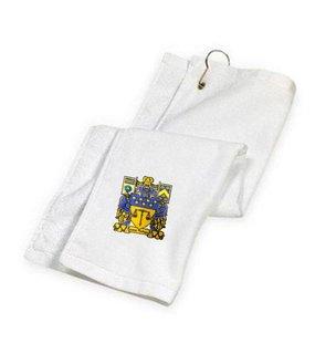 DISCOUNT-Delta Upsilon Golf Towel