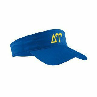 Delta Upsilon Greek Letter Visor