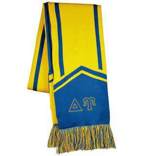 Delta Upsilon Homecoming Scarf