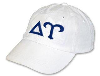Delta Upsilon Letter Hat