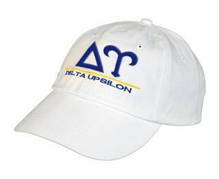 Delta Upsilon World Famous Line Hat