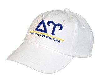 Delta Upsilon World Famous Line Hat