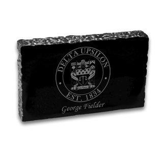Delta Upsilon Marble paperweight